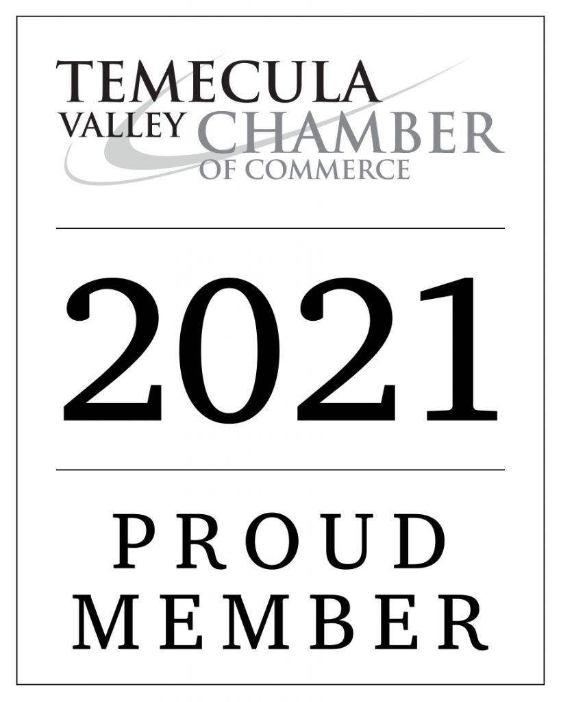 Reads Temecula Valley Chamber of Commerce 2021 Proud Member